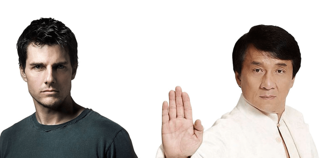 Tom Cruise vs Jackie Chan Who Is Best