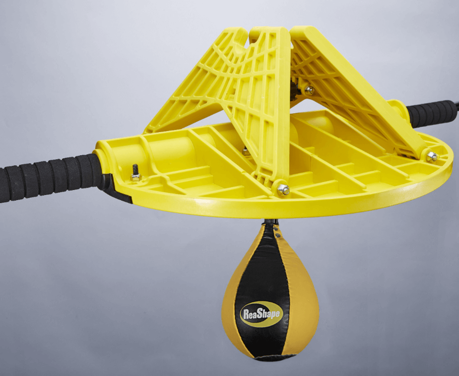 EZspeedbag Portable Doorway Speed Bag Is a great portable option for punching bags