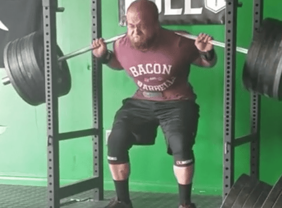 Things You Shouldn't Do with A Bent Barbell