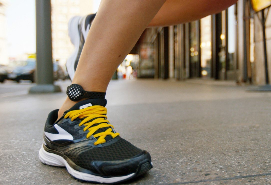 Activity Tracker For Your Ankle