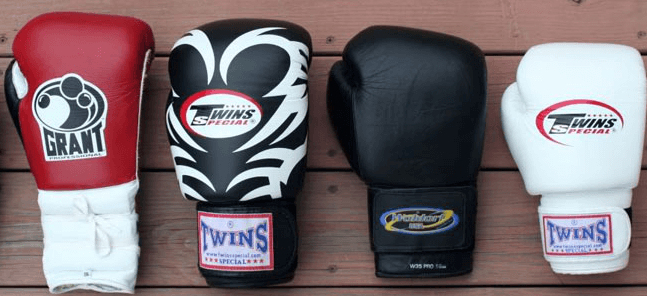 There are many brands that make fighting gear like gloves some of them are great and make great products others lack that quality so be careful when looking for a glove which brand made it