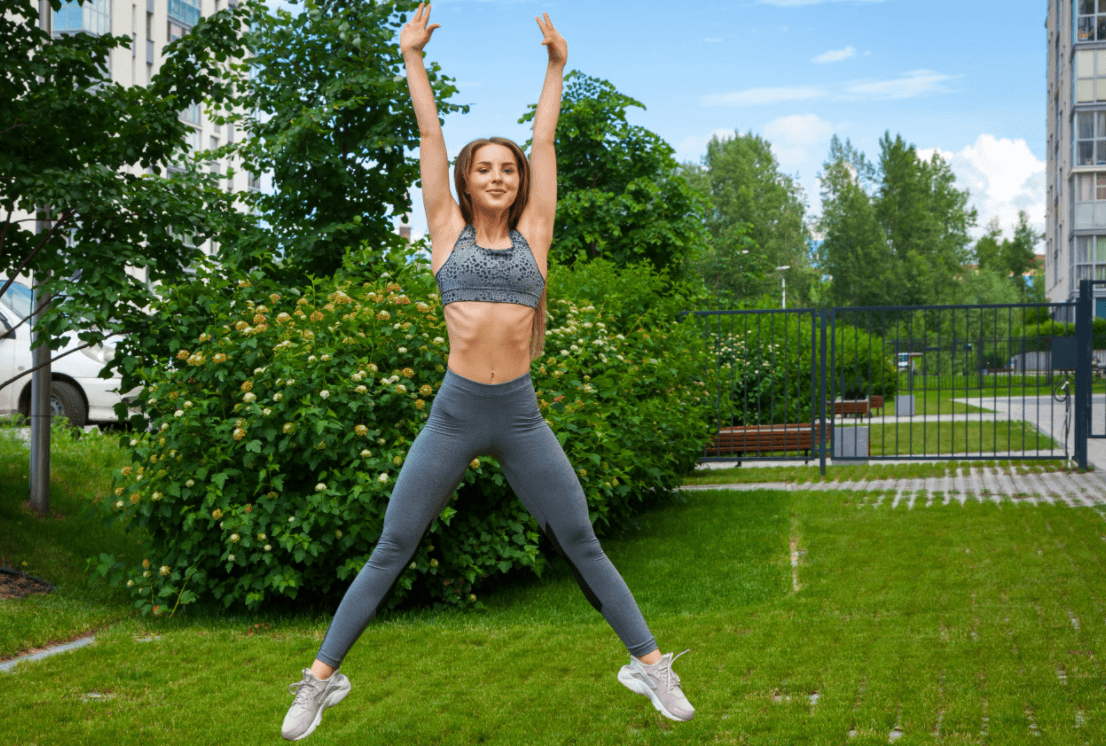 How Many Jumping Jacks Does It Take to Burn 3,500 Calories