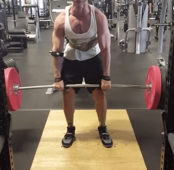 How the Heck Does a Barbell Bend in The First Place