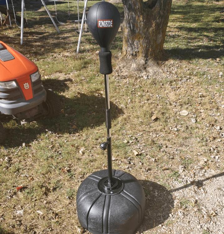 The Ringside Cobra Reflex is a fantastic portable option