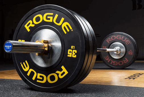 Rogue Olympic Weightlifting Bar is a great option when looking for durable barbells that wont bend