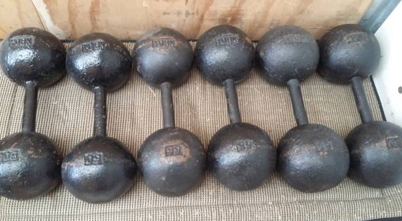 What is the Millennium Dumbbell challenge?