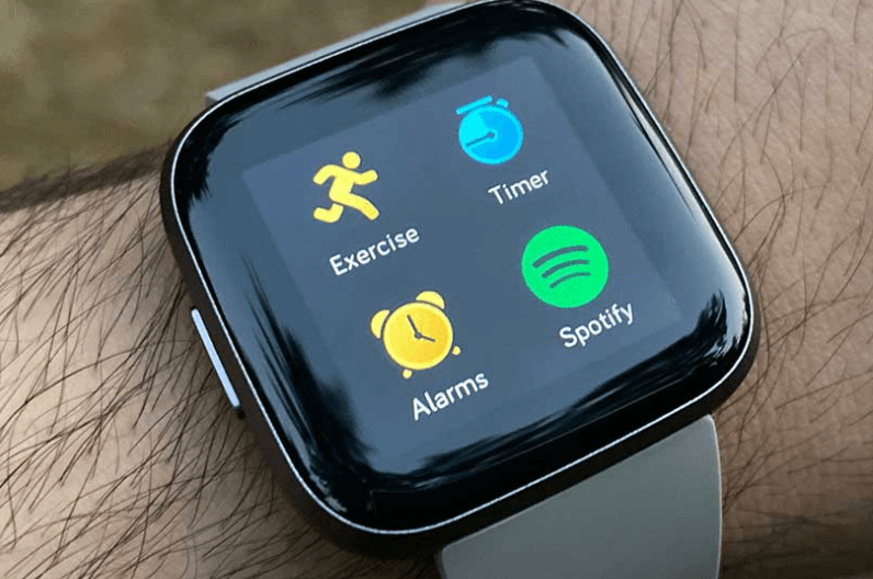 Types Of Fitbit
