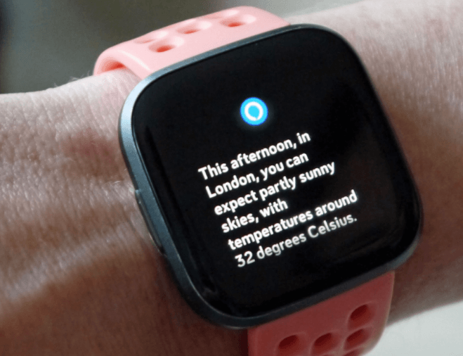 What Is Fitbit Versa