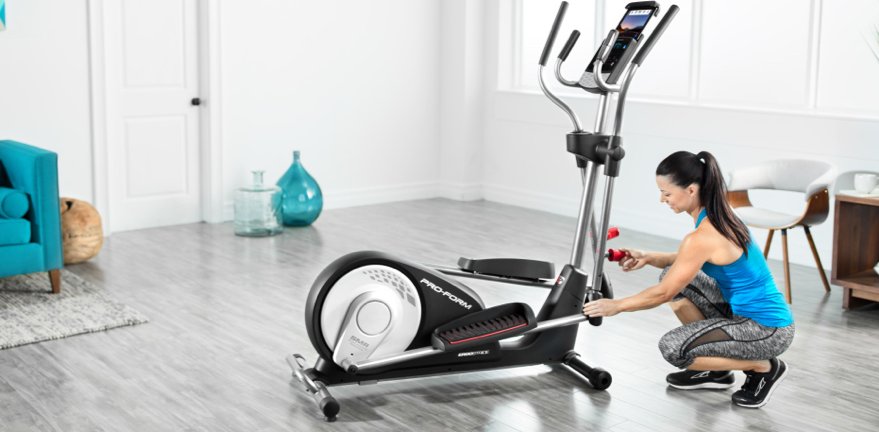 What Causes Behind Your Elliptical Making A Clunking Sound