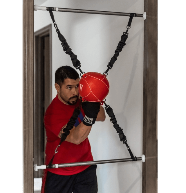 TITLE Boxing Doorway Bag is one of the great punching bags from TITLE that are incredibly portable