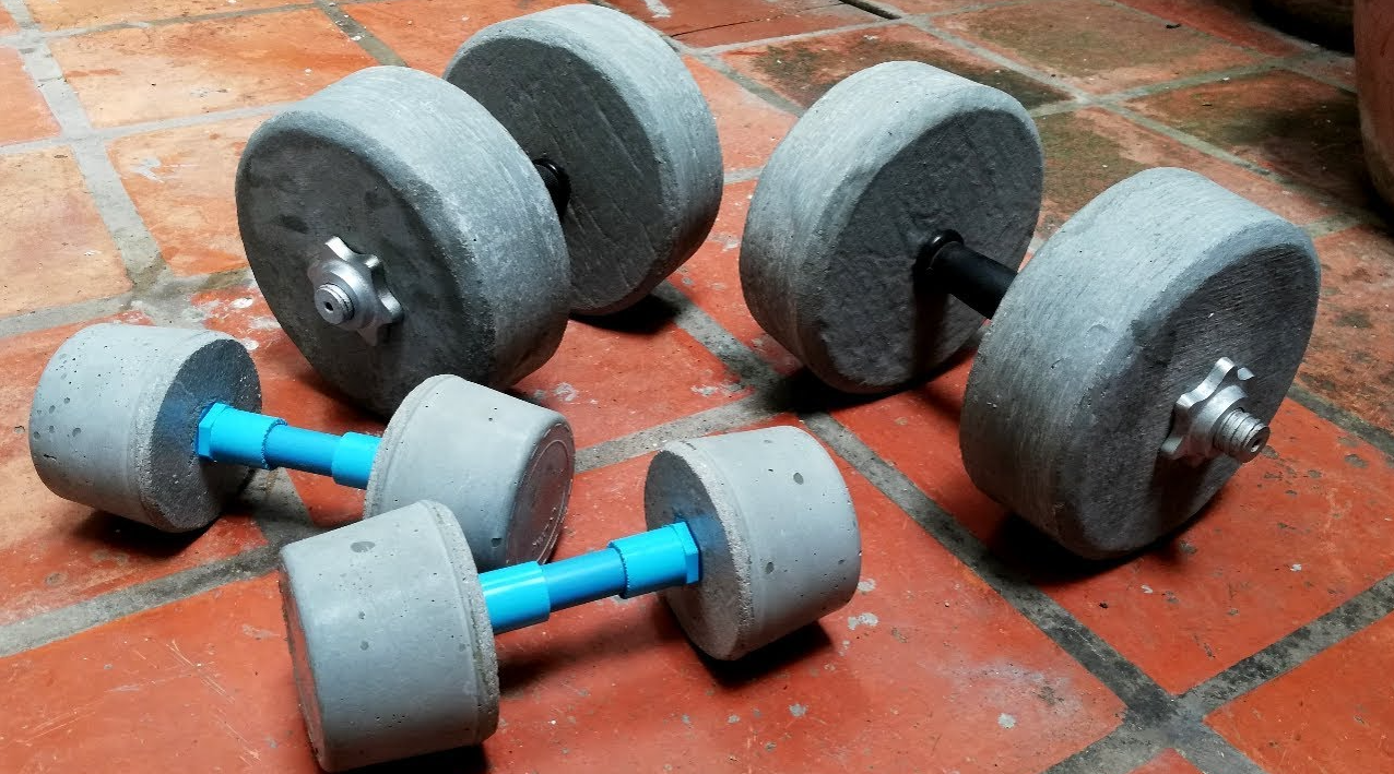 What Exactly Is The Point Of Creating Such Heavy And Impractical Dumbbells