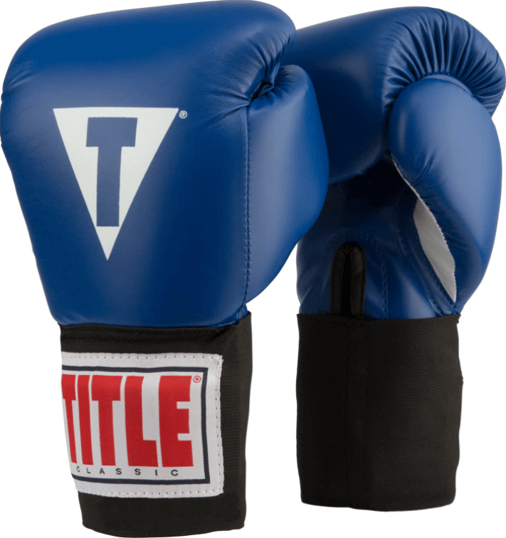 Ended up getting the TITLE Classic USA Boxing Competition Gloves
