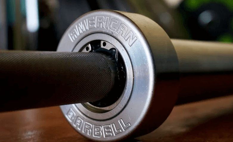 American Barbell Stainless Bearing Bar