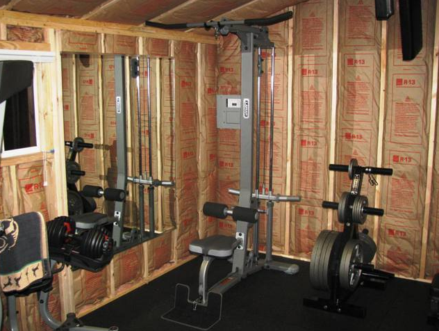 Spend money only on equipment that adds value to your workout