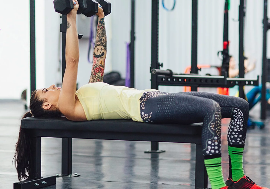 A bench is a cheap addition to your gym