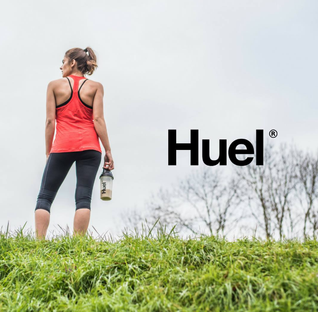 Breaking the ice into the virging UK meal replacement, Huel took off instantly