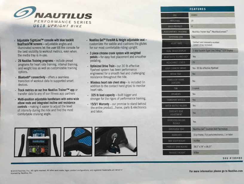 And yes, the Nautilus too packs in a laundry list of great features too