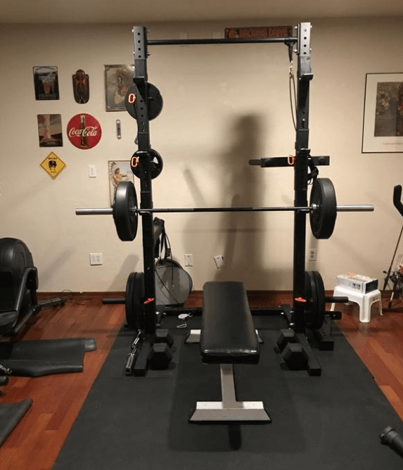 Best Rogue SML-2C Squat Stand