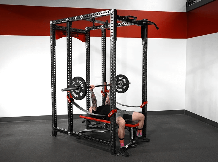 Safety Features are a very important thing to consider when exercise equipment like squat racks