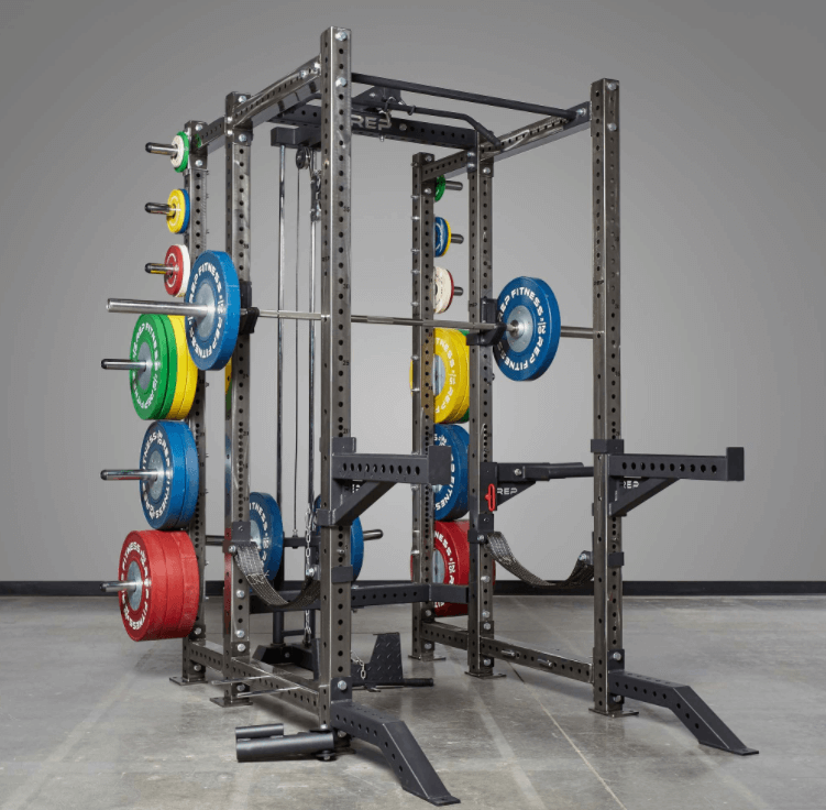 Another thing to consider when buying squat racks