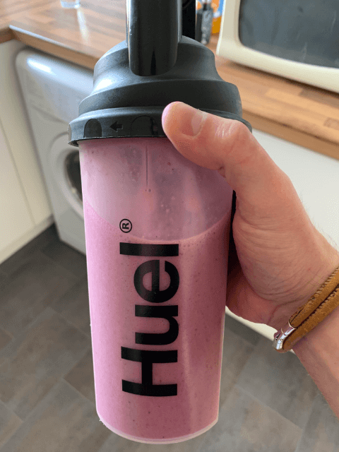 Huel has expanded from meal replacement into fitness food