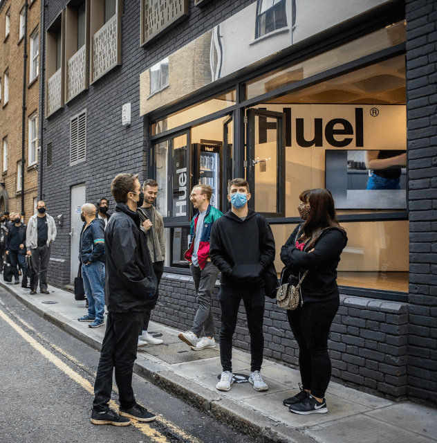 Huel came into the market later than Kachava, but with a solid PR machinery behind the brand