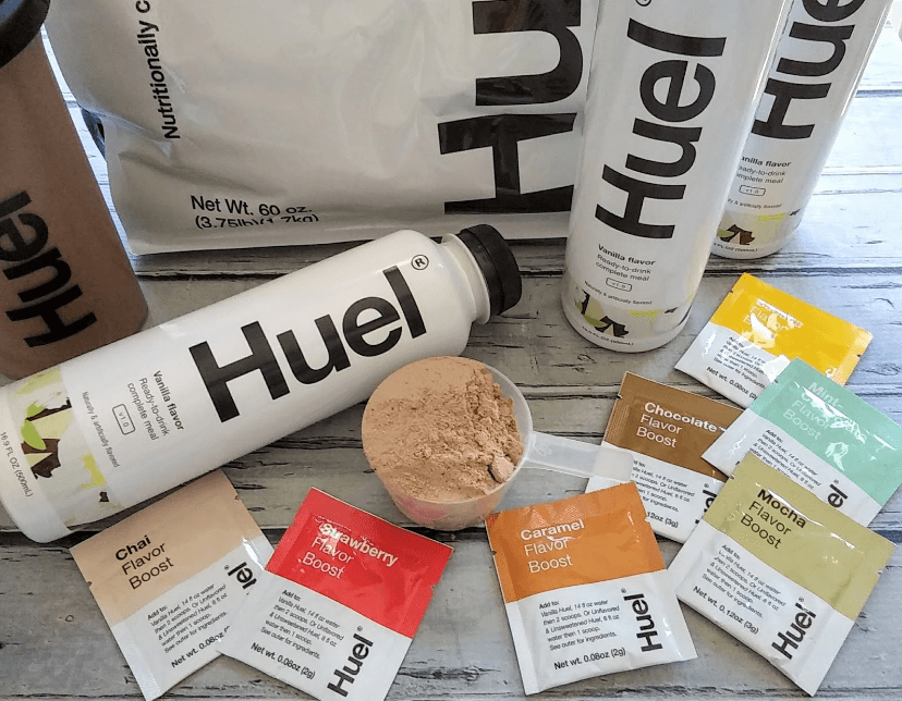 Huel is not just a meal replacement it also comes in many forms
