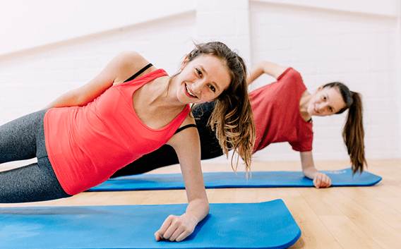 10 Easy Exercises For Teenage Girls