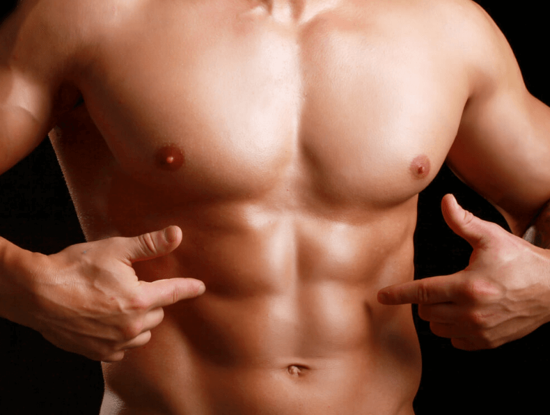 Planking daily has several benefits, including carving abs