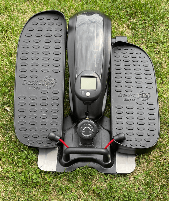 Another alternative to the Stamina InMotion elliptical is the DeskCycle Ellipse