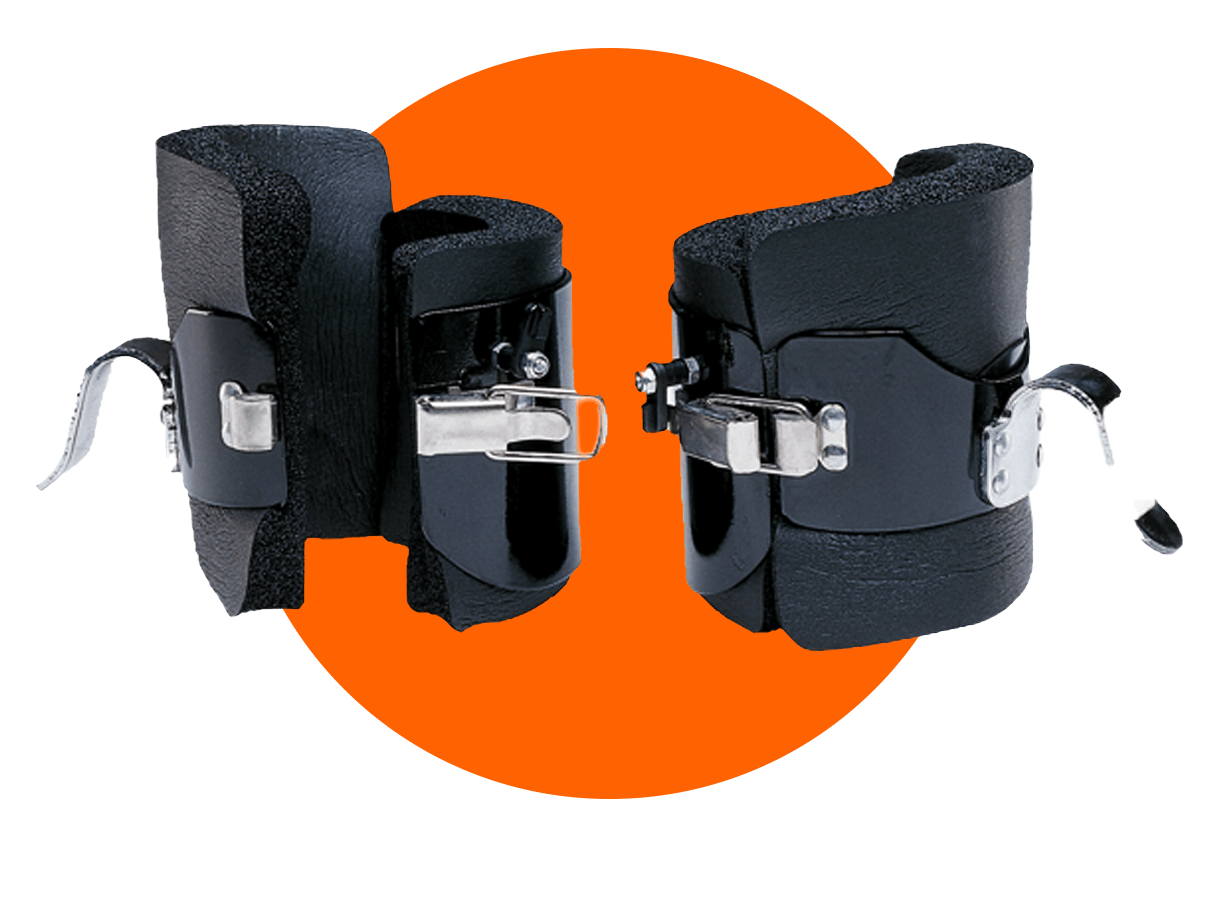 Body-Solid Tools Gravity Inversion Boots are another great choice for people looking for gravity boots