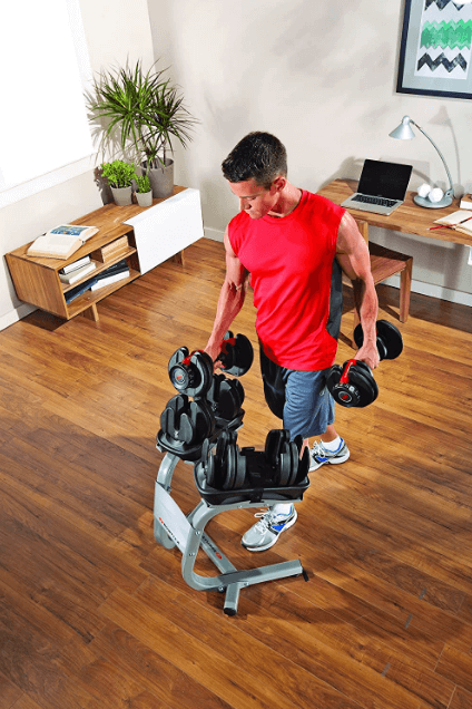 The Bowflex 552 is an all-rounder