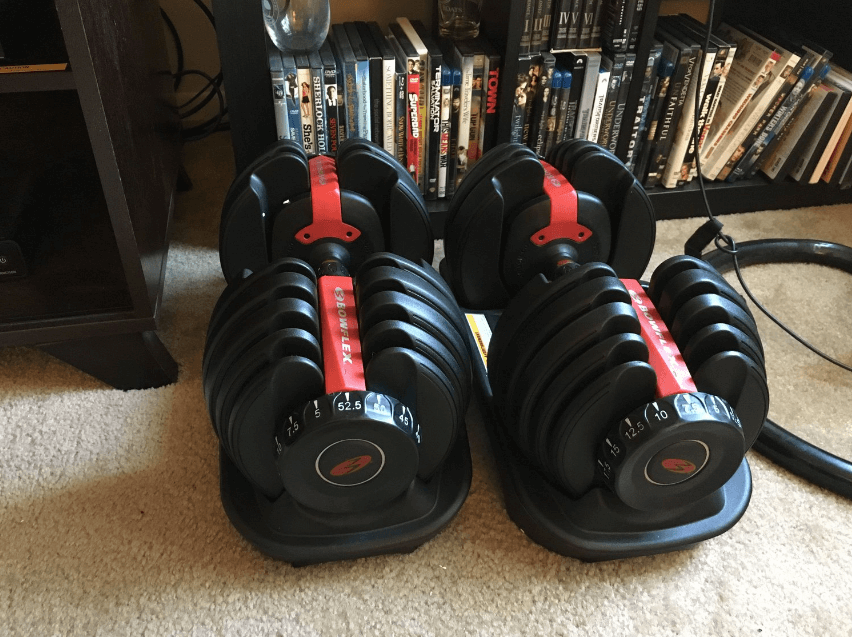 These crazy-looking dumbbells are some of the best options out there