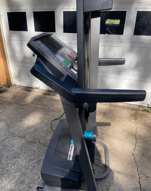 There's a bunch of other folding treadmills on the market