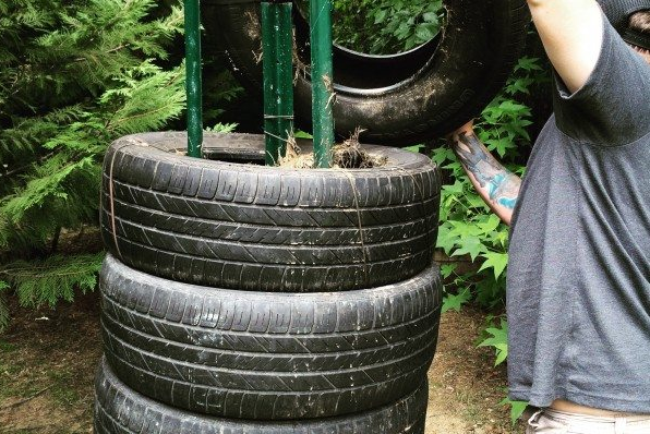Is a diy tire punching bag worth it?