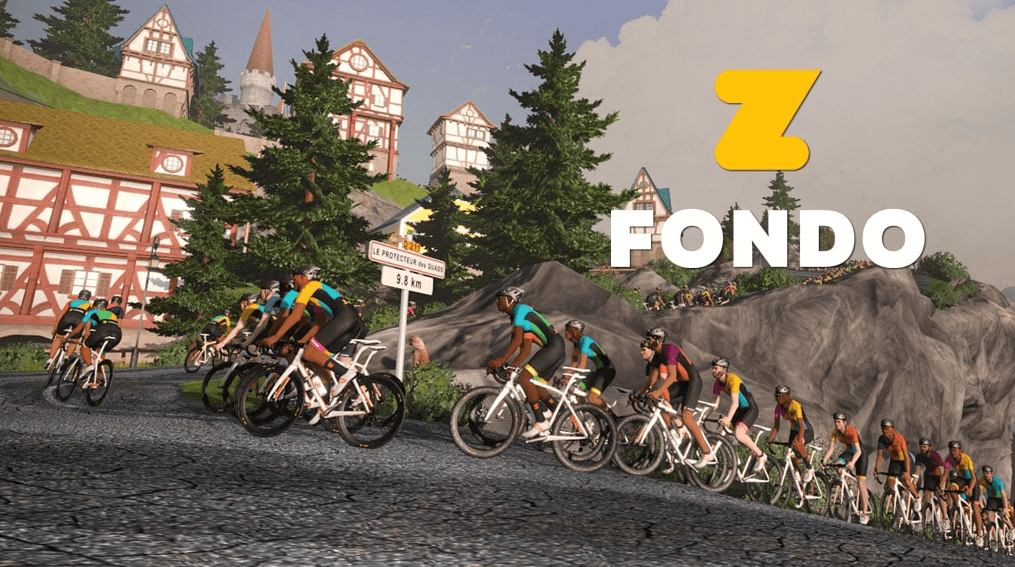 Fondo is good for gearing up for long rides