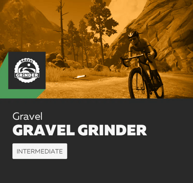 The Gravel grinder prepares you for the unbeaten path