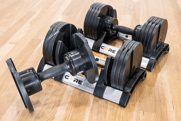 More weights mean better room for growth