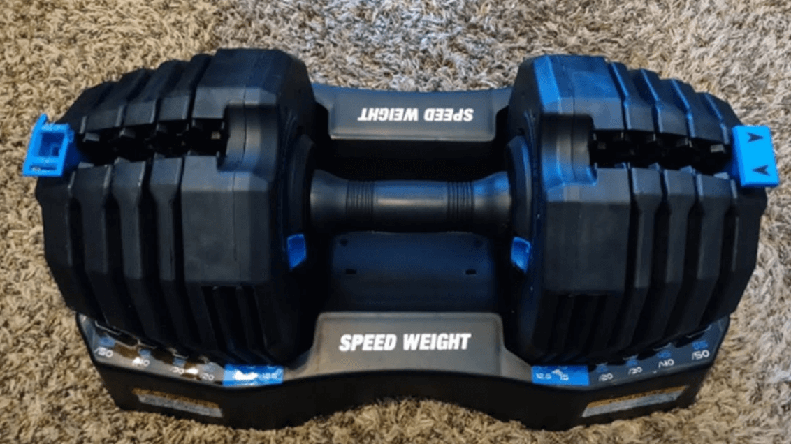 Nordicktrack Speed Weight isn't cheap, but this dumbbell is worth every penny