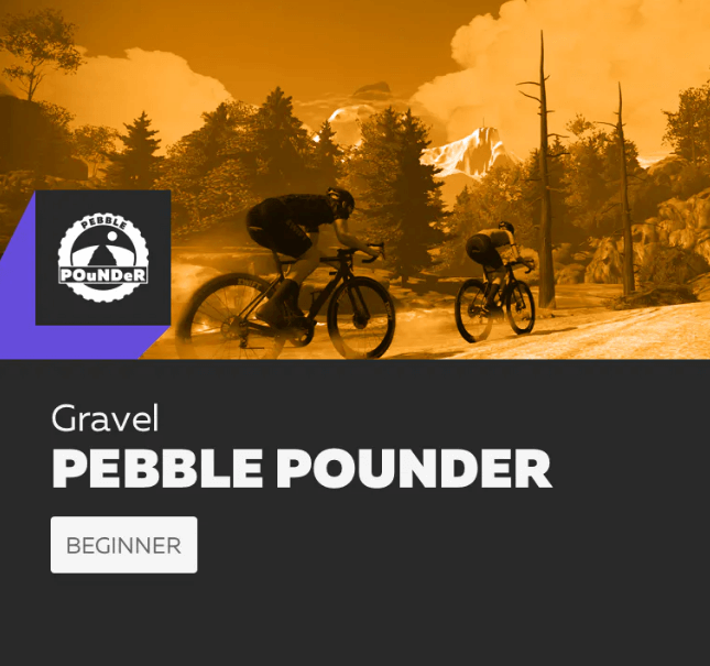 With the Pebble pounder, you should aim to hit 100 to 200 Kms