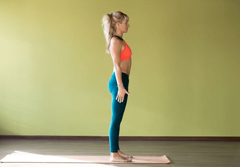 Strong core and lower back muscles help achieve bette posture