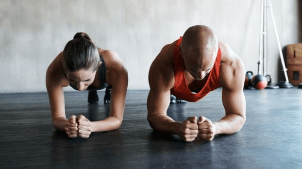 The time of day when you do a plank is as important as how long you hold the position