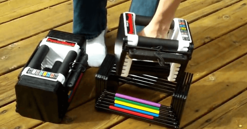 Get the powerblock 24 for a set of adjustable dumbbells that doesn't disappoint