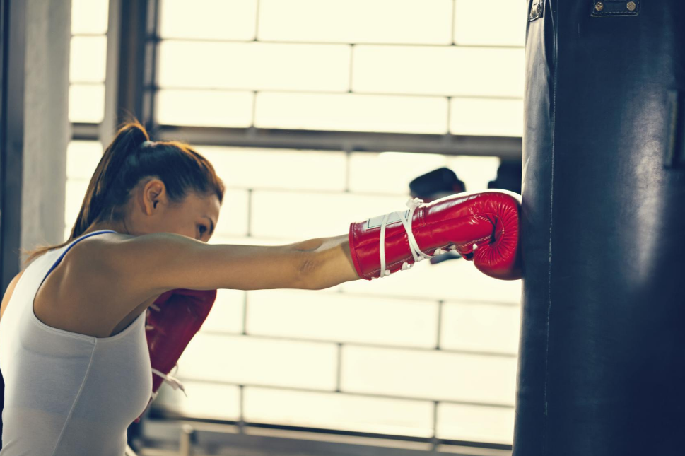 Punching your bag daily isn't the best idea