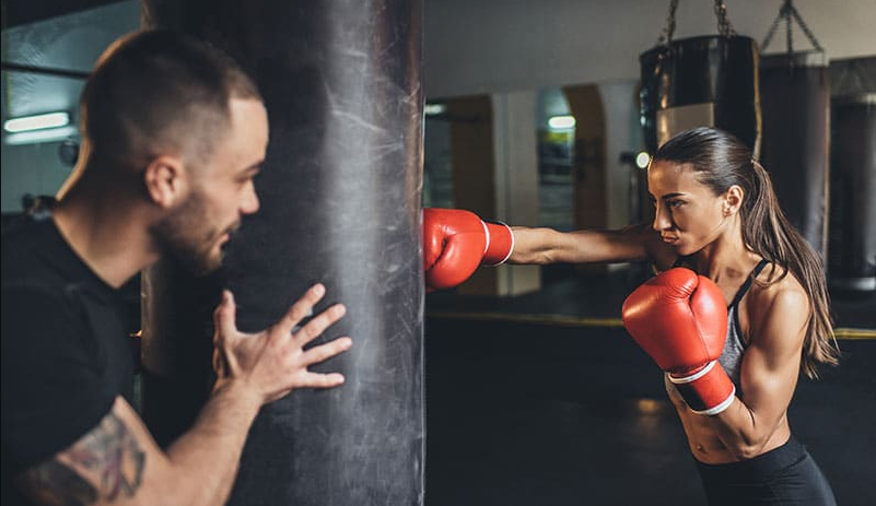 Gloves or no gloves, what matters most is how you score the punch