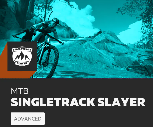 If you're a mountain biker, the Single Track Slayer is for you
