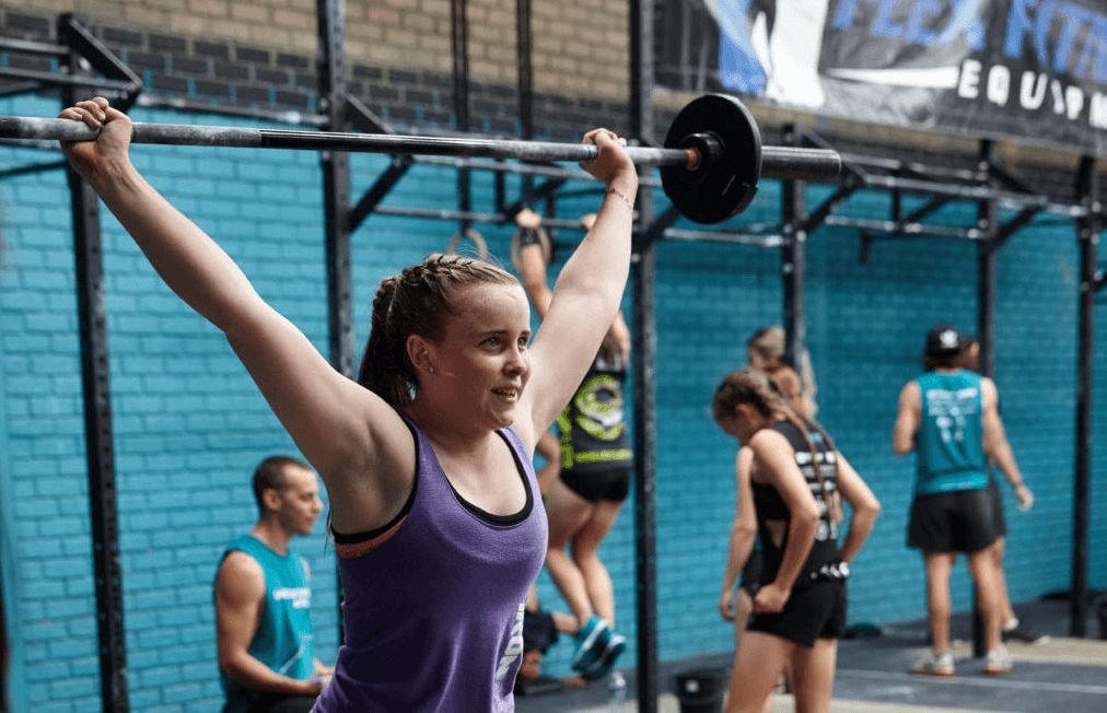 Strength-Training allows teenage girls to build stamina and muscles and help them grow to their full physical potential