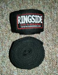 If you are going for Muay Thai, go with the ringside hand wrap