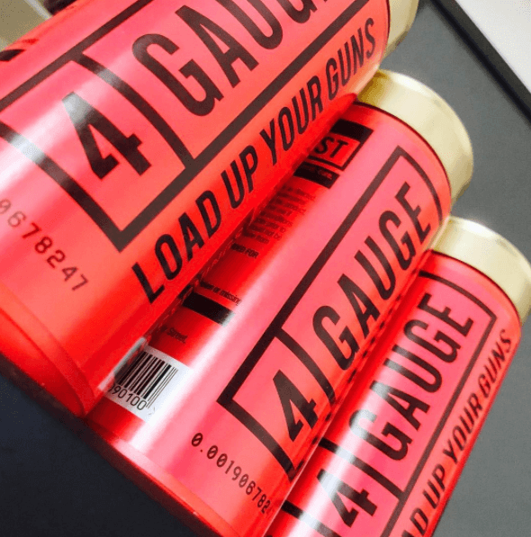 4 Gauge is one of the best all-rounded pre-workouts out there