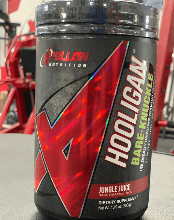 Although Hooligan doesn't have any fillers, it still packs a punch